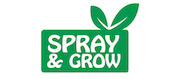 spray and grow logo