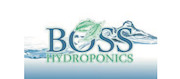 Boss hydroponics brand logo